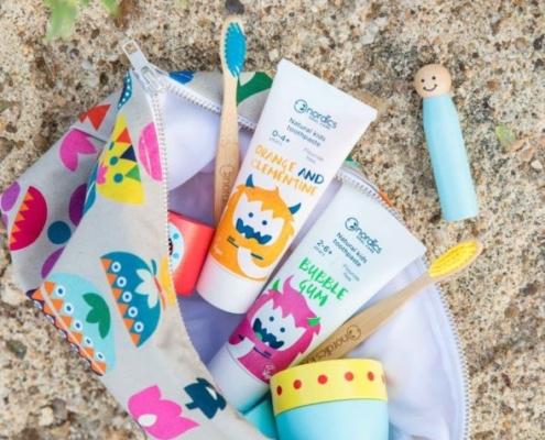 hambapasta lastele